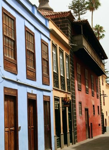 Town Houses, Tenerife